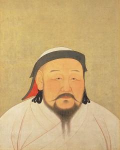 Kublai Khan, heerser over het grootste rijk ooit.