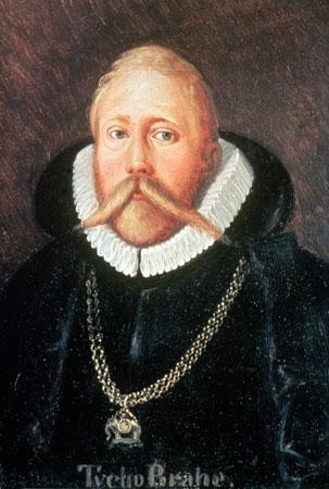 Tycho Brahe: Hij ging dood als een idioot.
