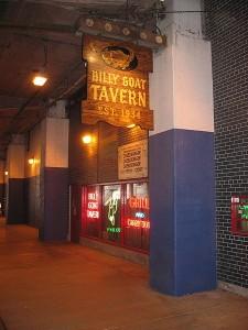 Zonder dit cafe hadden de Cubs vast nog wel eens de world series gewonnen...(foto: © 2006, Jeremy Atherton)