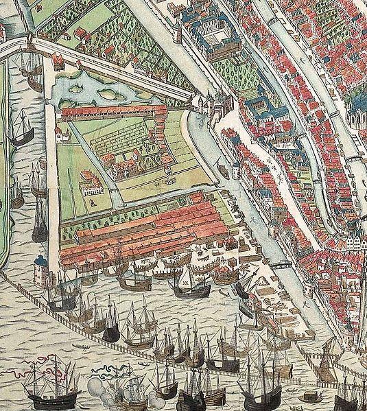 Het slappe Amsterdamse excuus voor een stadmuur