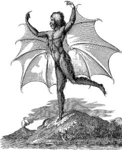 Een van Batmans voorouders...