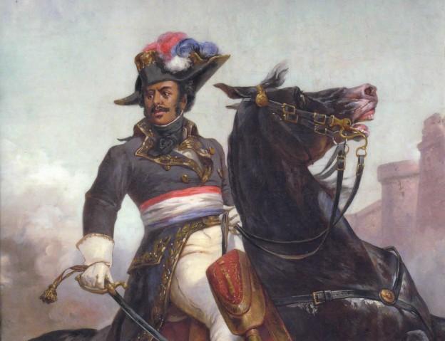 De eerste Zwarte Generaal