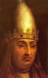 Bonifatius was niet alleen onbetrouwbaar, hij zag er ook zo uit!