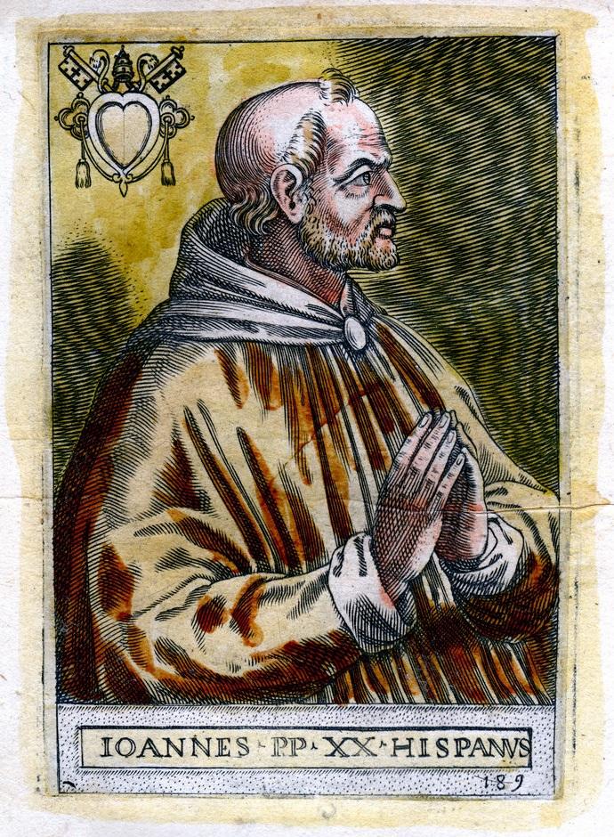 Johannes xxi, de reservespanjaard